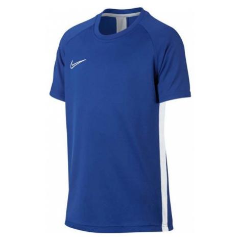 Nike DRY ACDMY TOP SS blau - Kinder Trainingsshirt