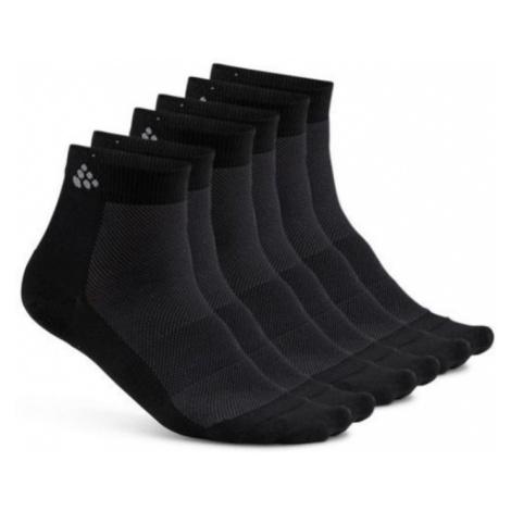 Socken CRAFT Mid 3-pack 1906060-999000 - black