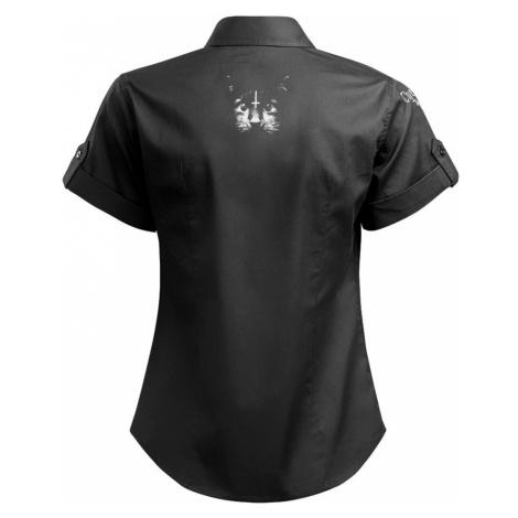 Damen Hemd AMENOMEN - OMEN005D1/4 XL