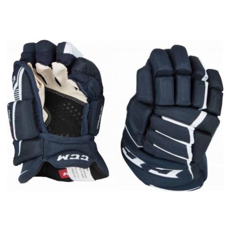 CCM JETSPEED 370 JR blau - Eishockey Handschuhe für Kinder