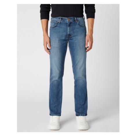 Wrangler Greensboro Jeans Blau