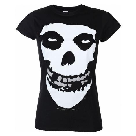 Metal T-Shirt Frauen Misfits - SILVER FOIL - PLASTIC HEAD - PH11403G XL