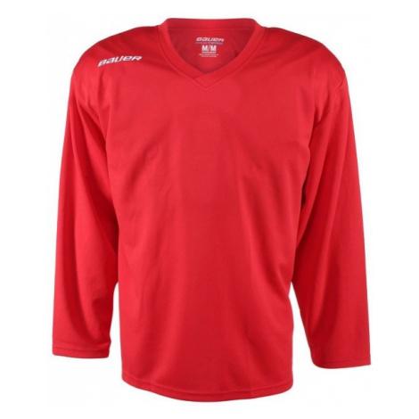 Bauer 200 JERSEY YTH rot - Hockey Dress für Kinder