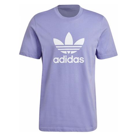 Adidas Originals Herren T-Shirt TREFOIL T-SHIRT GN3481 Lila