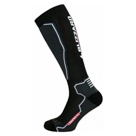 Blizzard COMPRESS 85 SKI schwarz - Socken