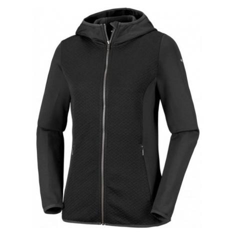 Columbia ROFFE RIDGE FULL ZIP HOODED schwarz - Damen Jacke