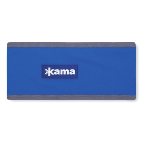 Stirnband Kama C34 107 light blue