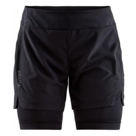 Shorts CRAFT Delta 2,0 2v1 1905821-999000 - black