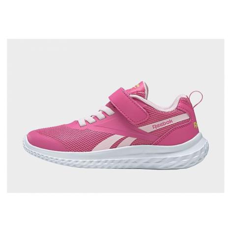 Reebok reebok rush runner 3 alt shoes - Kicks Pink / Porcelain Pink / Yellow Flare, Kicks Pink /