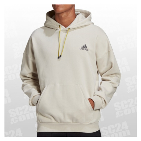 Adidas Mountain Street Hoodie beige/multicolor Größe L