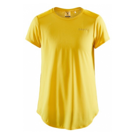 T-Shirt CRAFT Charge SS 1907725-511000 - yellow