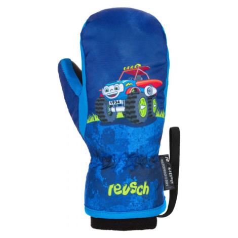 Reusch FRANCI R-TEX XT MITTEN blau - Kinder Winterhandschuhe