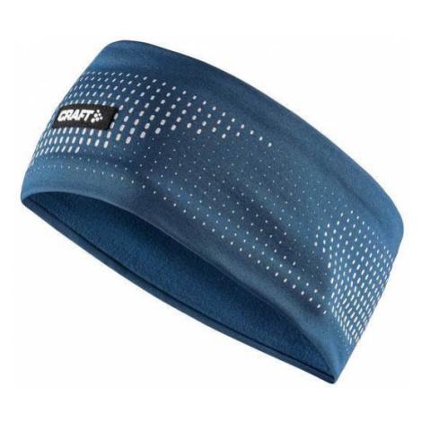 Stirnband CRAFT Brilliant 2.0 1904303-1698 - dark  blue