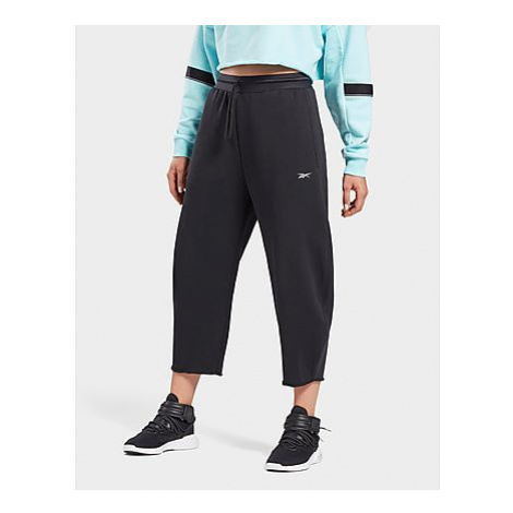 Reebok studio fleece pants - Black - Damen, Black