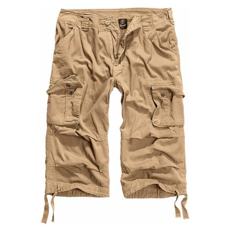 Brandit Shorts URBAN LEGEND CARGO 3/4 SHORTS BD2013 Beige