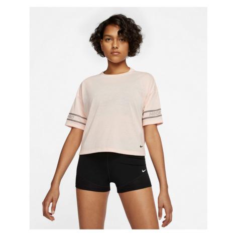 Nike Nike Pro T-Shirt Rosa