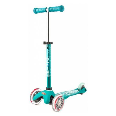 Scooter Mini Micro Deluxe Aqua