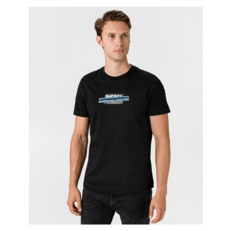 Diesel T-Diegos T-Shirt Schwarz