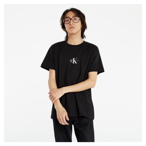 Calvin Klein Jeans Small Chest Monogram Tee Black