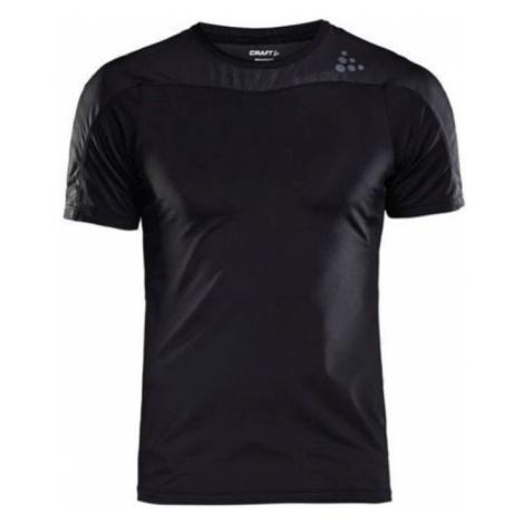 T-Shirt CRAFT Shade SS 1905844-999000 - black