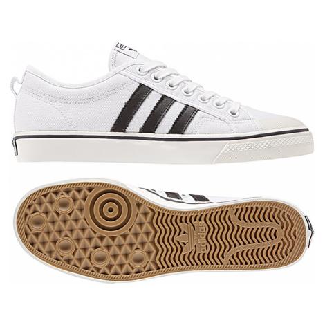 Adidas Originals Sneaker NIZZA CQ2333 Weiß Schwarz