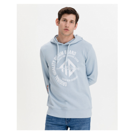 Tom Tailor Denim Sweatshirt Blau