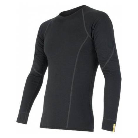 Herren T-Shirt Sensor Merino Wool Active black 11109033