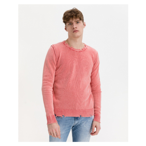 Replay Pullover Rosa