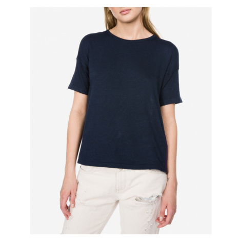 Vero Moda Layla T-Shirt Blau