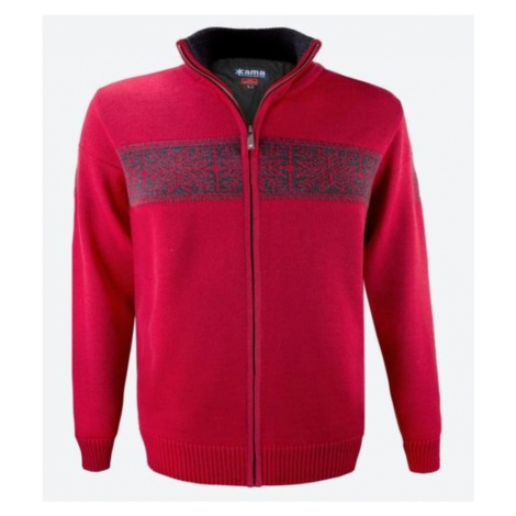 Sweater Kama 3052 104 red