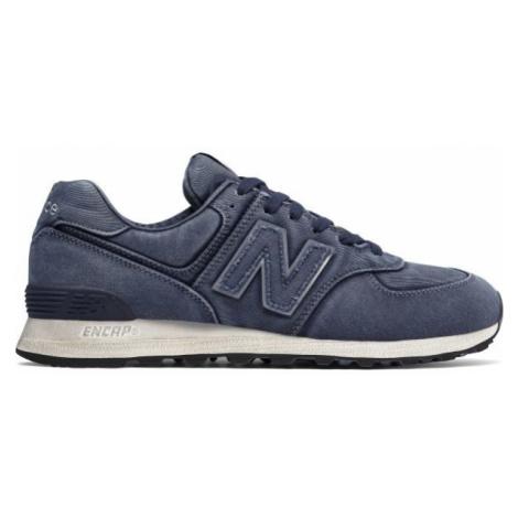 New Balance ML574WSA blau - Herren Sneaker