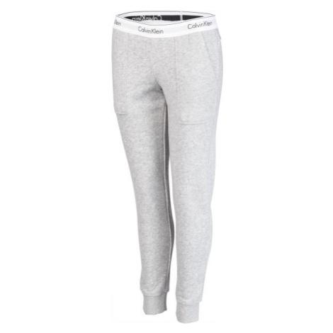 Calvin Klein BOTTOM PANT JOGGER grau - Damen Trainingshose