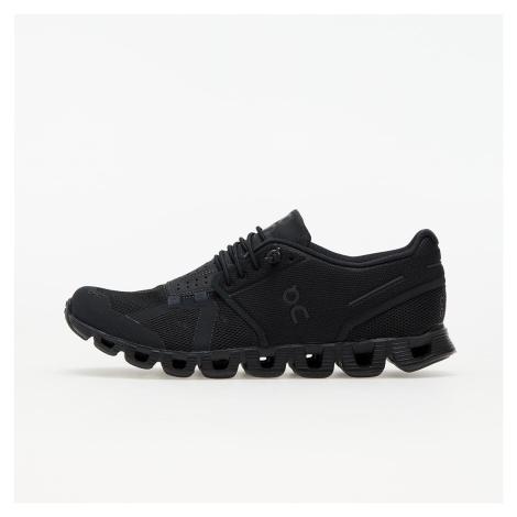 ON running W Cloud All Black