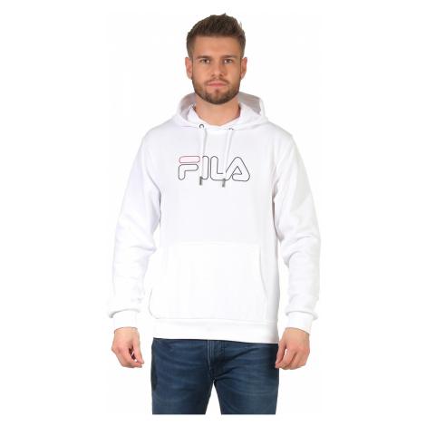 Fila Hoody Herren LABAN HOODY 687125 Weiß M67 Bright White