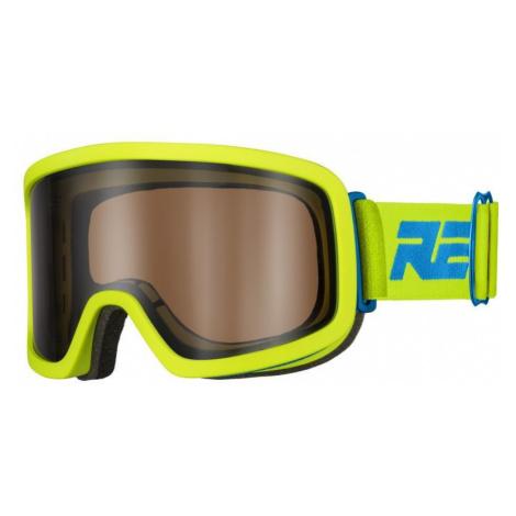 Ski Brille Relax Plane HTG05A yellow