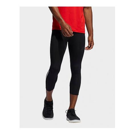 Adidas Techfit 3-Streifen 3/4-Tight - Black - Herren, Black