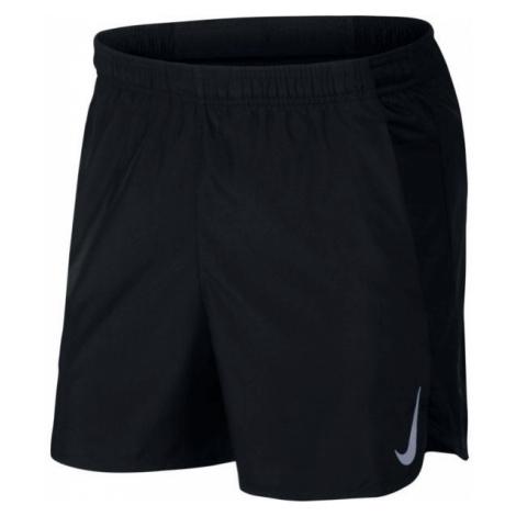 Nike CHLLGR SHORT 5IN BF schwarz - Herren Laufshorts