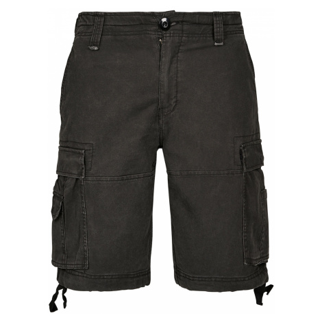 Brandit Shorts VINTAGE CARGO SHORTS BD2002 Black