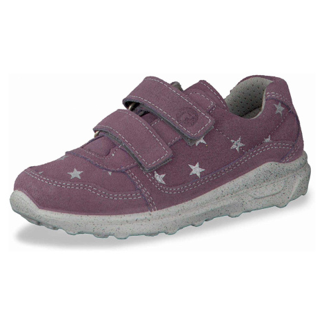 Unisex Ricosta Mädchen Sneaker lila/pink