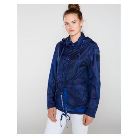 Blauer Madison Jacke Blau