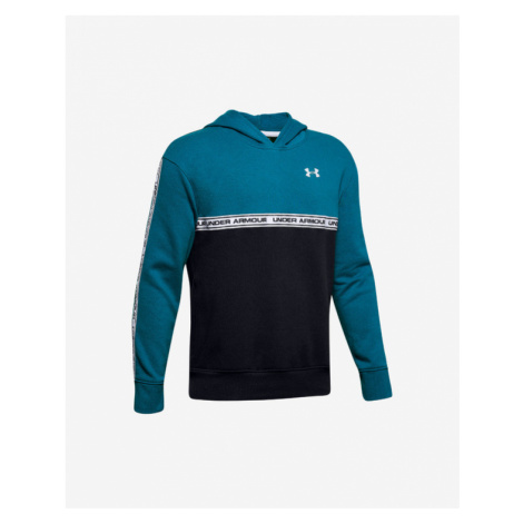 Under Armour Sportstyle Sweatshirt Kinder Schwarz Blau