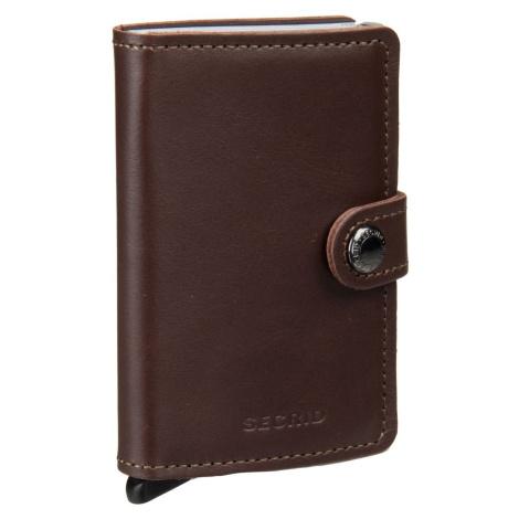 Secrid Kartenetui Miniwallet Original Dark Brown (0.1 Liter)