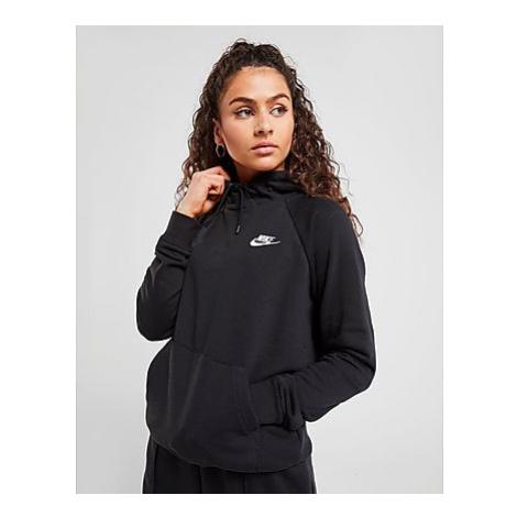 Nike Sportswear Essential Hoodie Damen - Black - Damen, Black