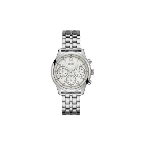 GUESS Chronograph'Iconic' silber
