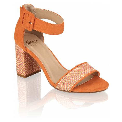 OMG! Textil Klassische Sandalen
