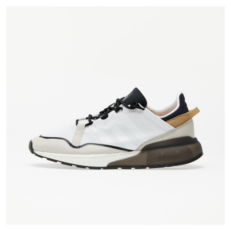 adidas ZX 2K BOOST Pure Ftwr White/ Clear Brown/ Cardboard