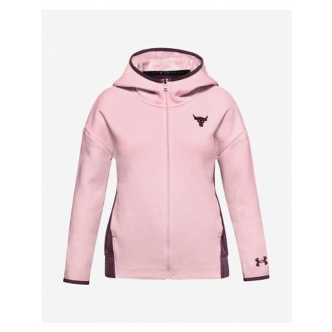 Rosa sportsweatshirts für mädchen