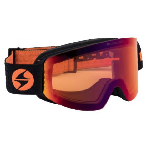 Blizzard MDAZWO CARL ZEISS schwarz - Skibrille