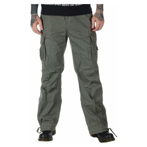 Trouser Men BRANDIT - Royal Vintage Trouser Oliv - 1002/1 S