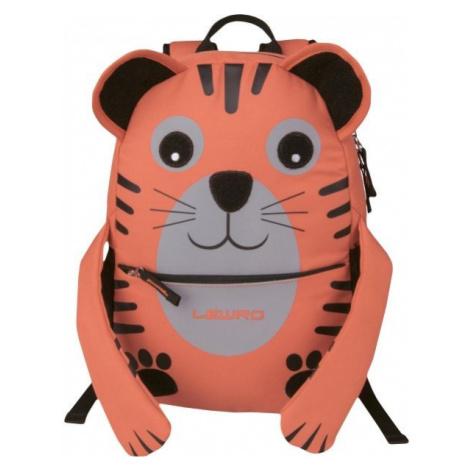 Lewro DIXIE 9 orange - Kinderrucksack